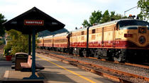Napa Valley Wine Train mit Gourmet-Mittagessen und Transport von San Francisco, San Francisco, Dining Experiences