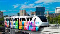 Billet pour le monorail de Las Vegas, Las Vegas, Services train
