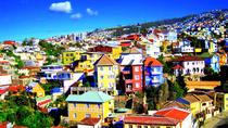 Full day excursion Viña del Mar and Valparaiso, Santiago, Cultural Tours