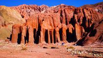 Rainbow Valley and Yerbas Buenas Petroglyphs, San Pedro de Atacama, Day Trips