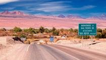 Transfer El Loa Airport to San Pedro de Atacama Hotels Shared Service, San Pedro de Atacama,...
