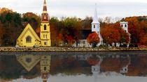 Lunenburg and Mahone Bay- Bus Tour