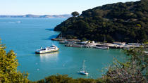 San Francisco Ferry: Angel Island, San Francisco, Helicopter Tours