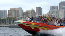 Tour en bateau San Francisco RocketBoat, San Francisco, Jetboats et vedettes