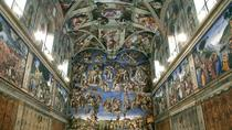Vatican museum and Sistine Chapel skip the line small group evening tour, Rome, Private Sightseeing...