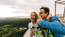 Walk on the Edge Attraction Ticket: Walk Along the Edge of Tallinn TV Tower, Tallinn, Attraction ...