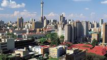 Johannesburg Walking Tour: Carlton Centre Observation Deck and Mai Mai Traditional Healers Market, ...