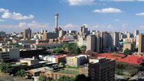 Johannesburg Walking Tour: Carlton Centre Observation Deck, Museum Africa and Market Theatre, ...