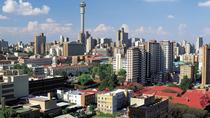 Tour a piedi di Johannesburg: Carlton Center Observation Deck e Mai Mai Traditional Healers Market, ...