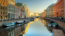 St Petersburg Walking City Tour, St Petersburg, Full-day Tours