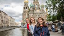 St. Petersburg Walking City Tour, St Petersburg, Walking Tours