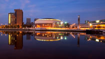 Belfast Sightseeing Cruise: Titanic Quarter and River Lagan, Belfast, Hop-on Hop-off Tours