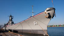 Battleship USS Iowa Museum Admission, Los Angeles, Day Trips