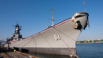 Eintritt zum Museums-Schlachtschiff USS Iowa, Los Angeles, Attraction Tickets
