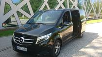 Minivan Warsaw Chopin Airport Transfer, Warsaw, Bus & Minivan Tours