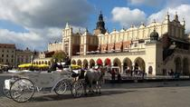 The Best Krakow One Day Tour from Warsaw by private car, Varsovie