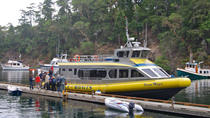 Victoria to Vancouver Tour Including Butchart Gardens and Sunset Cruise, Victoria, Day Trips