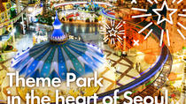 Lotte World Package Deal, Seoul, Theme Park Tickets & Tours