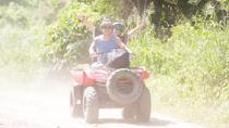 ATV Ride to Llano Grande Waterfalls, Huatulco