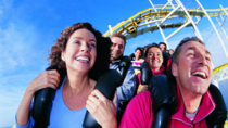 Billet coupe-file : pass VIP pour le Six Flags au Mexique, transport inclus au départ de la ...