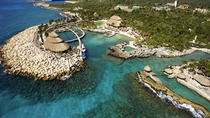 Cancun Super Saver: Isla Mujeres All-Inclusive Catamaran Plus Xcaret Park, Cancun, Day Cruises