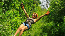 Cenote and Zipline Tour with ATVs, Cancun, Day Trips