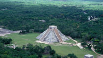 Chichen Itza Day Trip by Plane: Small-Group Archaeologist-Led Tour with Mayan Jungle Flight, Cancun