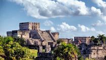 Combo: Tulum Ruins, Swim in a Cenote and Visit Playa del Carmen, Cancun, Day Trips