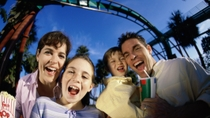Eintritt zum Six Flags Mexico Park mit optionalem Transfer vom und zum Hotel, Mexico City, Theme Park Tickets & Tours