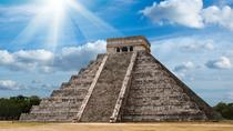 From Playa del Carmen: Day Trip to Chichen Itza with Cenote Swim and Lunch, Playa del Carmen, Day ...