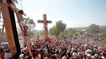 Good Friday Passion Play of Iztapalapa from Mexico City, Mexico City