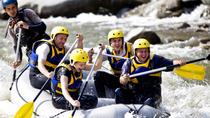 Huatulco River Rafting on the Copalita River, Huatulco, City Tours