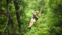 Huatulco Zipline Canopy Tour, Huatulco, Ziplines