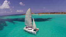 Isla Mujeres All-Inclusive Catamaran Tour from Playa del Carmen, Playa del Carmen, Day Cruises