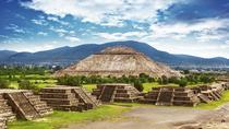 Mexico City in One Day: Teotihuacan Pyramids Early Access and Historical City Sightseeing Tour,...