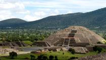 Mexico City Super Saver: Teotihuacán Pyramids Early-Morning Access plus City Tour, Mexico City