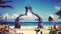 Playa del Carmen Afternoon Self-Guided Tour from Cancun, Playa del Carmen, Half-day Tours