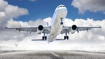 Shared Departure Transfer: Monterrey Hotels to General Mariano Escobedo International Airport,...