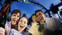 Six Flags Mexico Admission with Optional Hotel Transport, Mexico City, Overnight Tours