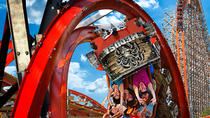 Six Flags Mexiko Allgemeine Eintrittskarte, Mexico City, Theme Park Tickets & Tours