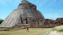 Uxmal and Kabah Early Access Tour from Merida, Merida, null