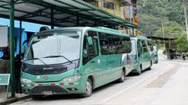 Bus tickets to Machupicchu Round-trip, Sacred Valley, Airport & Ground Transfers
