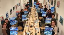 Painting and Wine, Barcelona, Painting Classes