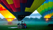 Napa Valley Hot-Air-Balloon Ride with Sparkling Wine Brunch, Napa & Sonoma, Wine Tasting & ...