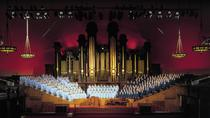 Salt Lake City Tour and Mormon Tabernacle Choir Performance, Salt Lake City