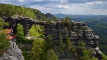 Bohemian Switzerland National Park: Hiking Tour from Prague, Prague, Hiking & Camping