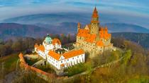 Bouzov Castle and Javoricko Caves Hiking tour from Olomouc, Brno, Day Trips