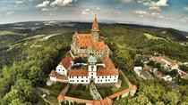 Fairytale Bouzov Castle and Javoricko Caves Hiking tour from Prague, Prague, Hiking & Camping