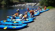 Russian River Canoe Trip from Healdsburg, ナパとソノマ