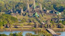 5-Night Cambodia Tour to Angkor Wat from Phnom Penh by Air, Phnom Penh, null